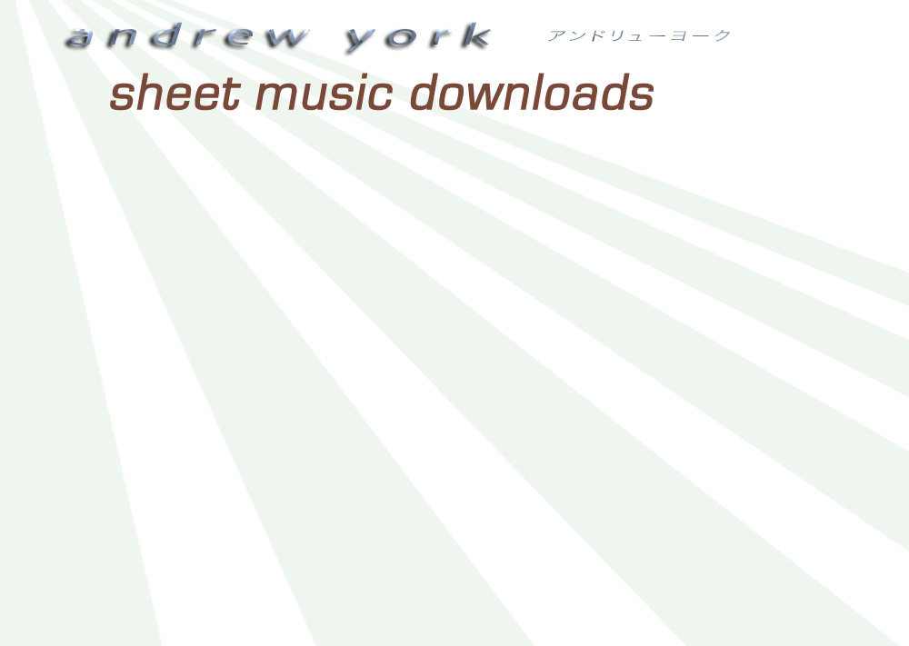 Andrew York - Grammy Winning Classical Guitarist Composer, mp3, CD and Sheet Music of guitar compositions from Majian Music